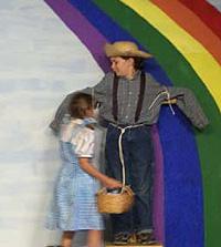 St. Mark's Choir Camp 2010 - Wizard of Oz