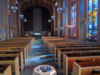 St. Mark's Nave